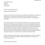 11. Carta administrativo