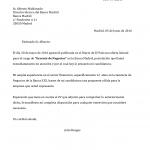 7. Carta gerente de negocios