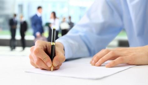 Escribiendo una carta de presentación